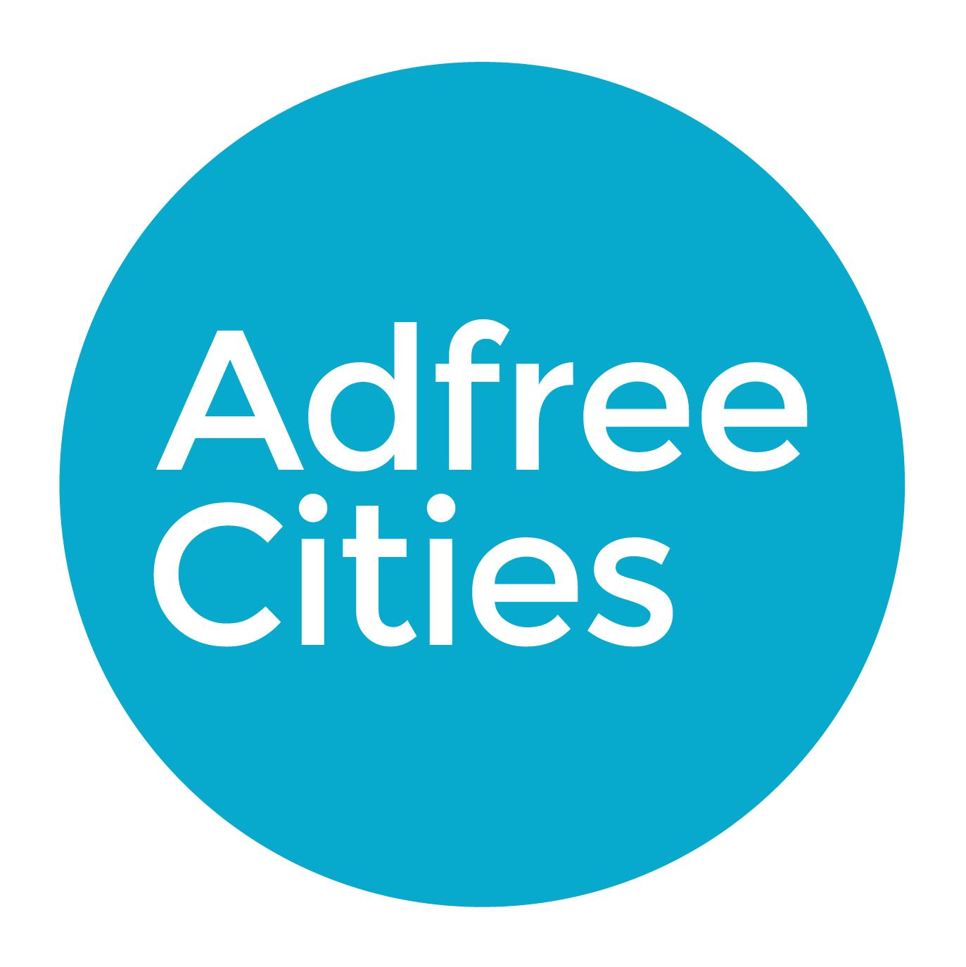 Ad free Cities logo
