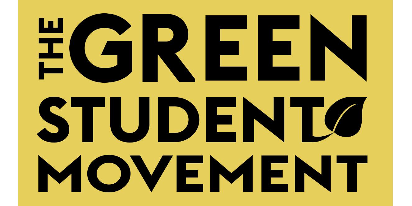 The Green Student Movement logo